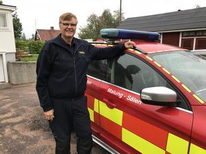 Efter att Bo Lundberg blivit utköpt i Vansbro kommun har han nu börjat jobba i Malung-Sälens kommun.