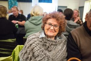 Eivor Melin fyller 91 år i oktober, men firar redan nu med en revykväll.