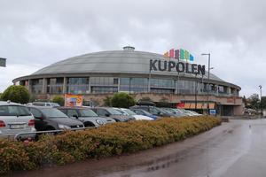 Kupolen är en av Borlänge Energis största elkunder.