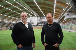 Jörgen Grundström och Dan Henriksson är förhoppningsfulla inför prova på-dagen senare i november.