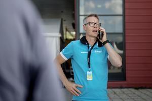 Jan Näslund fick en idé, som slutade med första O-ringen mitt i en stad.