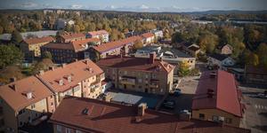 Flera platser i centrala Fagersta pekas ut som otrygga i kommunens senaste trygghetsenkät.