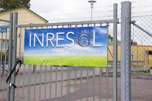 För fyra år sedan flyttade Inresol in i lokaler som blev lediga när Ericssons fabrik i Gävle lades ner.