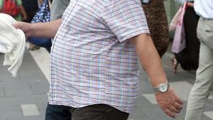 Vårdpersonal vittnar om att många coronasjuka som intensivvårdas lider av fetma. Arkivbild.