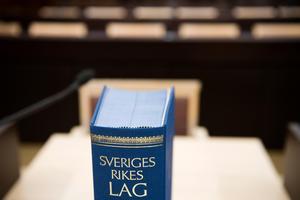 Lagbok, Sveriges Rikes Lag 2018. Foto: Henrik Montgomery.