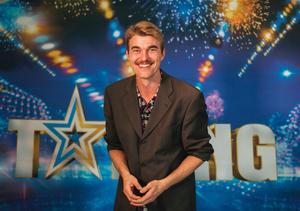 """Dan Ahtola är vidare till final i TV4-programmet """"Talang""""."""