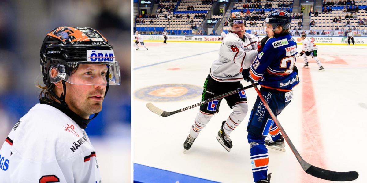 Kaptenen om Örebro Hockeys tröga starter: