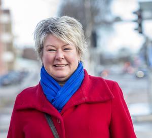 Camilla Björs, 52 år, arbetar på försäkringsbolag, Granlo: