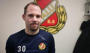Henrik Andersson får fortsatt förtroende i BS-målet.