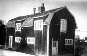 1961 hade badhuset i Laxsjö tjänat ut efter 30 år.