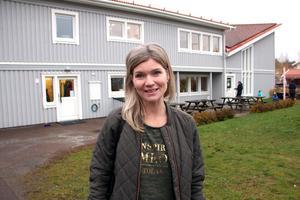 """Förskolan Guldgruvan ligger i Falukyrkan på Galgberget. """"Det är här vi har byggt upp verksamheten"""", säger Madeleine Almquist, som äger företaget."""