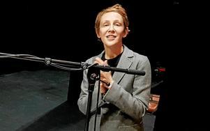 Jazzsångerskan Stacey Kent.
