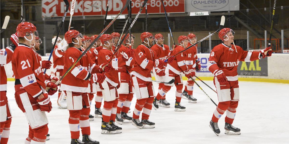 BILDEXTRA: Timrå IK klart starkast – körde över Modo Hockey: