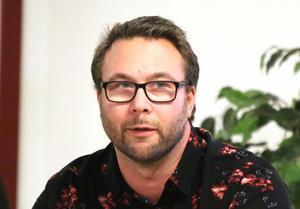 Socialdemokraten och förre oppositionsrådet Berth Falk kommer att bli vice ordförande i kommunstyrelsen och ordförande i kultur- och bildningsnämnden. Arkivbild.