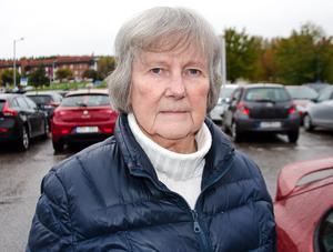 Ulla Andersson, 88, pensionär, Sundsvall.