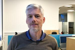 Johan Welander, inköpsdirektör vid Region Gävleborg, hoppas att beslutet om fastighetsdrift inte ska överklagas igen. Bild: Region Gävleborg.