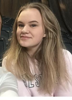 Foto: privat. Elsa dog när hon påkördes av en känd återfallsförbrytare utanför Orsa i november 2018.