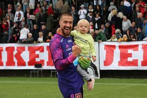 Markström vill försöka få mer tid tillsammans med sin dotter.