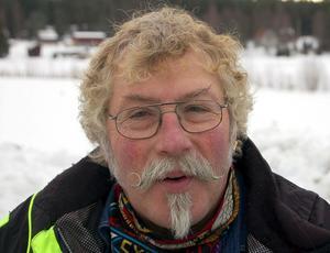 – Det finns en liten klick som missköter sig och det riskerar att drabba alla snöskoterförare, anser Göran Olsson.