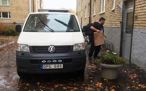 Ett misstänkt dubbelmord inträffade på Stentorpsgatan i måndags.