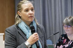 Säkerhetschef Josefin Jarlheden berättar att kommunen redan har startat med att förändra organisationen.