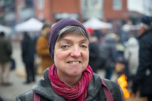 Lena Wiklund, 57, sjuksköterska, Järna: