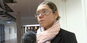 Försvarsadvokat Linda Arnqvist