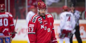 Anton Karlström har en match kvar att spela med ÖHF innan hans utlåning ska utvärderas.