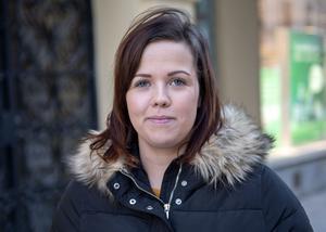 Cecilia Andersson, 33 år, egenföretagare, Matfors.