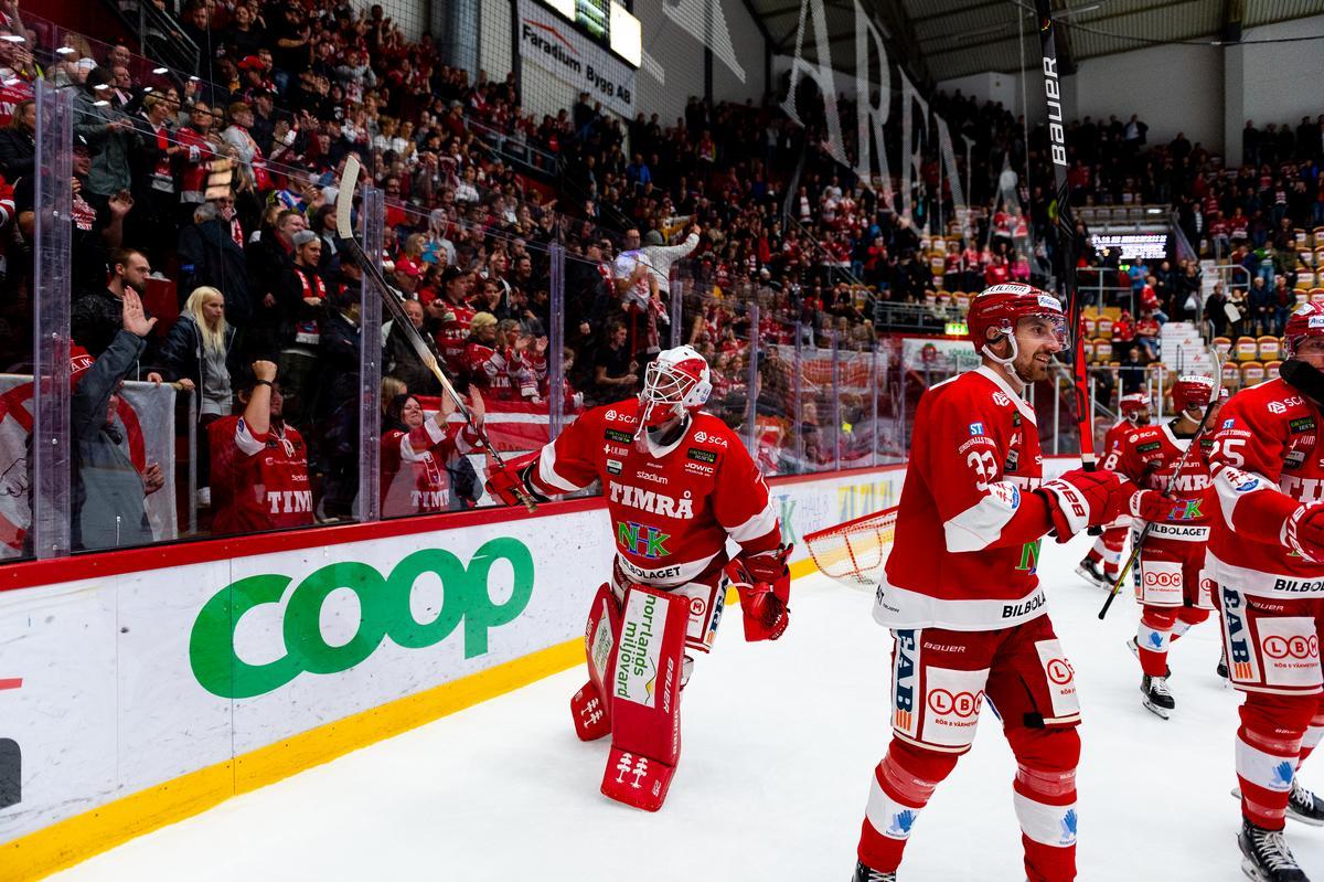 Stora kontraster och magnifika mål när Timrå besegrade VIK: