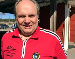 Sportchefen Roger Uppgård och Masarna har en hel del att fundera på inför nästa säsong.