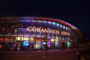Göransson Arena. Foto: Arkivbild.