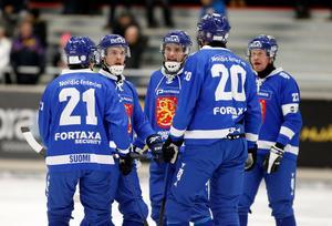 Den finska 26-mannatruppen till VM är här – det med bland annat alla tre Määttä-bröder.