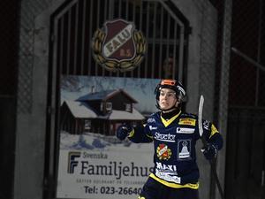 Caspher Ekström.