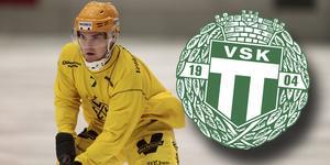 Daniel Johansson är VSK:s första nyförvärv inför nästa säsong.