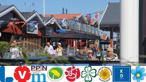 En utveckling av gästhamnen är något många nynäshamnare önskar sig.