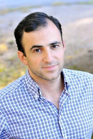 Afram Yacoub, ordförande Assyriska riksförbundet.