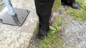 Stora slukhål på Stämmarsunds ångbåtsbrygga måste åtgärdas och hela bryggan måste renoveras.