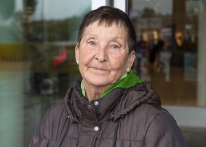 Hilkka Ohlsson, 79, pensionär, Granloholm