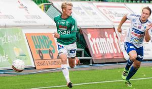 Pontus Hindrikes har förlängt sitt kontrakt över 2019.