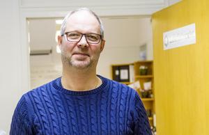 Thomas Eriksson är ordförande för Lärarförbundet i Söderhamn.