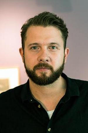Jon Lundgren, utredare på Brå.