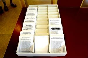 Socialdemokraterna ökade kraftigt i Nordanstig och Hudiksvall.
