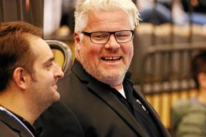 Johan Lundh, ordförande i Örebro Innebandy, är inte nöjd med fördelningen av bidragen till elitidrotten i Örebro.