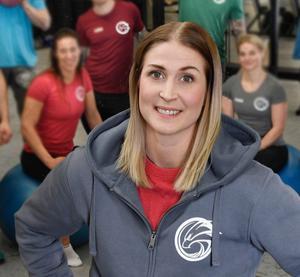 Mikaela Brandberg är ny i Modo Hockeys styrelse.