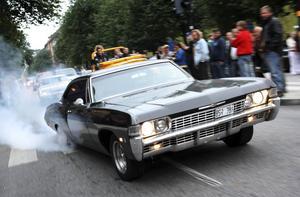 Är man motorintresserad, inte minst för klassiska bilar, finns en uppsjö av bilträffar runt om i Sverige.