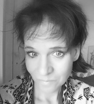 Eva Rheborg jobbar som undersköterska på äldreboendet Solsången på Körfältet i Östersund.