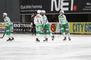 Anders Bruun, Rasmus Sjöström och Simon Folkesson.