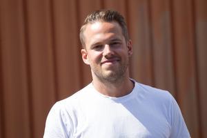 Patrik Fagerlund är Köping Hockeys nya tränare