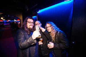Brothers of Metal (på bild bara några av medlemmarna) kammande hem priset för Årets Liveupplevelse.